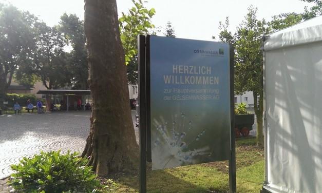 Hauptversammlung im historischen Ambiente