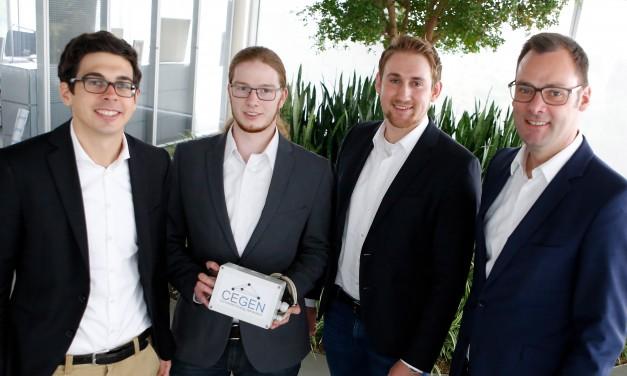 Start-ups: GELSENWASSER unterstützt Smart am Start