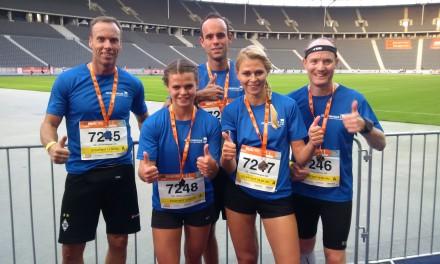 Deutsche Firmenlaufmeisterschaften: GELSENWASSER war in Berlin dabei