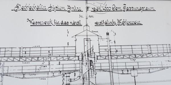 Wasserturm-Konstruktion nach Otto Intze
