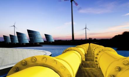 Energiewende am Scheideweg: Es geht nur mit Erdgas!