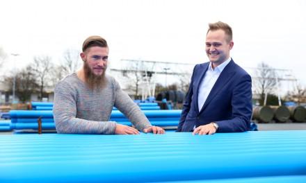 Joblinge: Erfolgsgeschichten bei Gelsenwasser