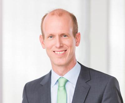 Gelsenwasser-Vorstand Dr. Dirk Waider