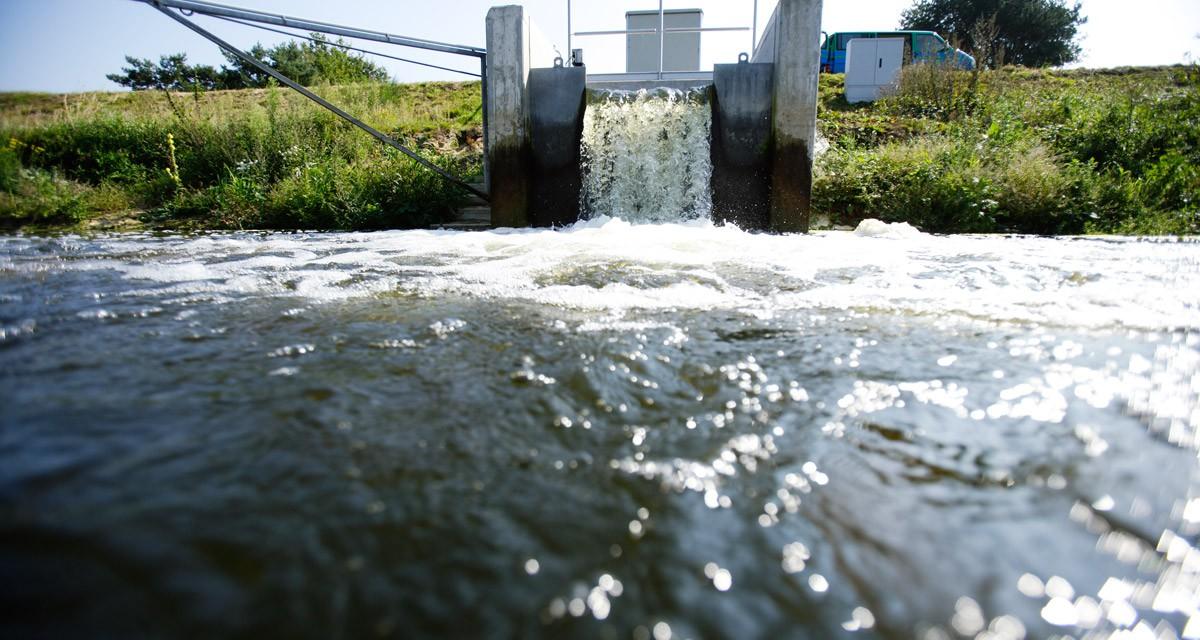 Landeswasserpolitik: NRW-Umweltministerin stellt Pläne zu Trinkwasser und Abwasser vor