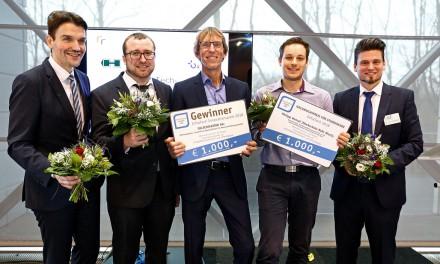 Schirmspülung gewinnt Innovationspreis