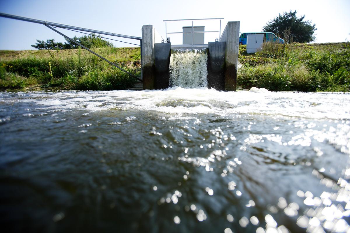 Weltwassertag 2018 steht unter dem Motto naturnahe Lösungen. Bei der Trinkwassergewinnung ist das Programm: So viel Natur wie möglich, so wenig Technik wie nötig.