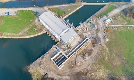 Wasserwerk Stiepel an der Ruhr wird zur Ökostromfabrik