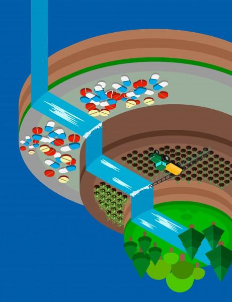 Gewässerschutz und Verursacherprinzip im Koaltionsvertrag