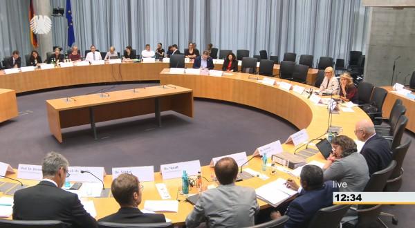 Anhörung zu multiresistenten Keimen am 13. Juni.