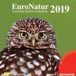 Der EuroNatur-Fotokalender 2019 wirde mit der Unterstützung von Gelsenwasser erstellt, auch beim Fotowettbewerb.