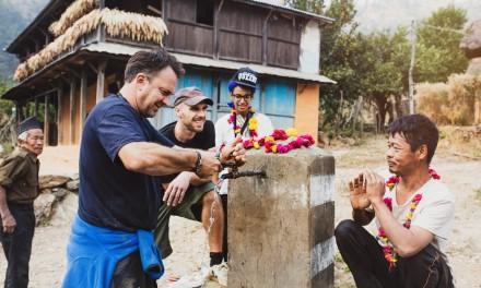 Sauberes Trinkwasser für Nepal