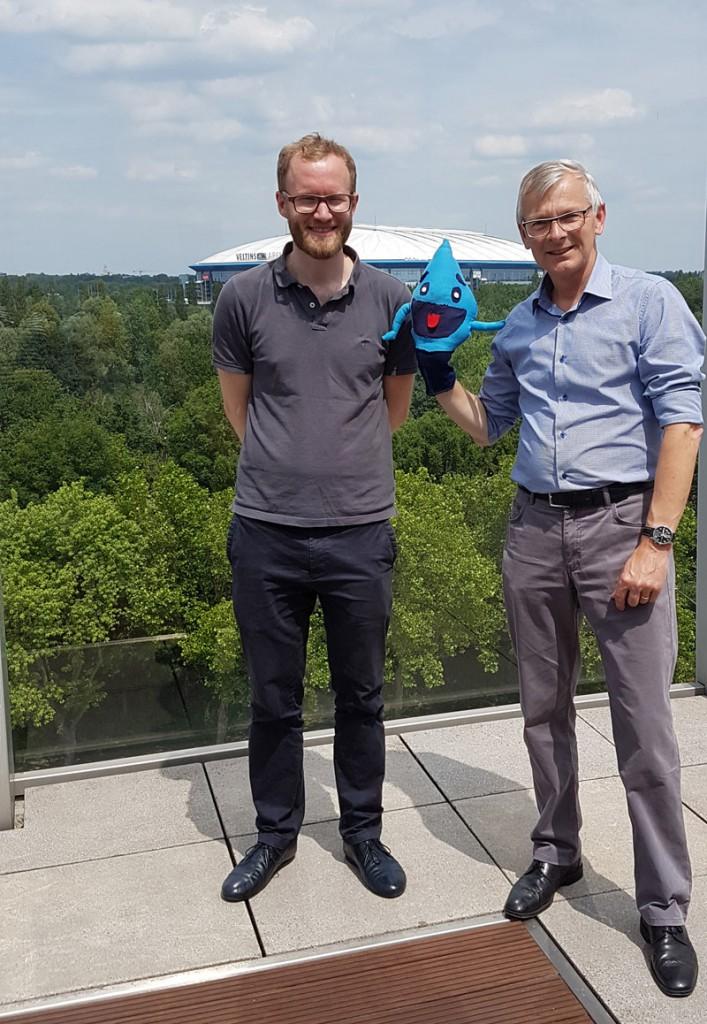Wasserwende: Gelsenwasser und der Verein a tip:tap bringen Trinkwasser im Ruhrgebiet nach vorne!