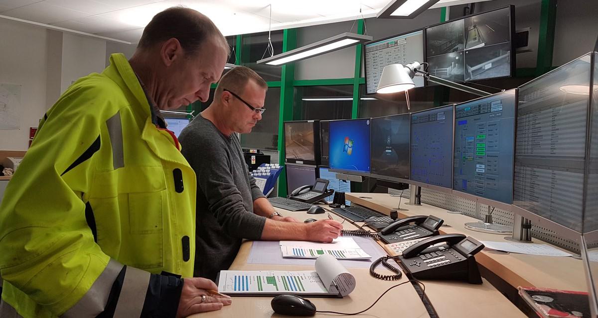 Stromausfall im Wasserwerk: Üben für den Ernstfall