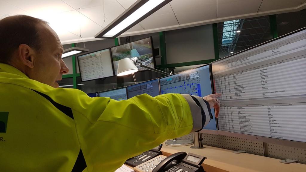 Stromausfall im Wasserwerk Haltern wird simuliert