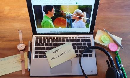 Plötzlich Homeoffice – 3 Tipps zur Selbstorganisation