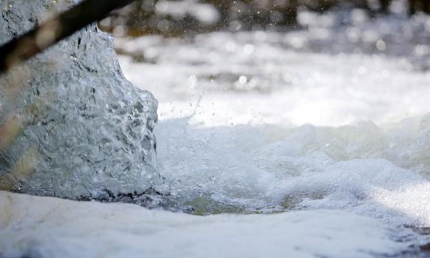 Die Welt im Wasserrausch: Infrastruktur steigert Wert des Wassers