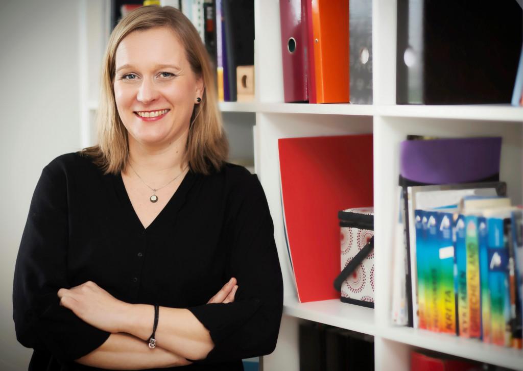 Autorin und Journalistin Katja Bühren
