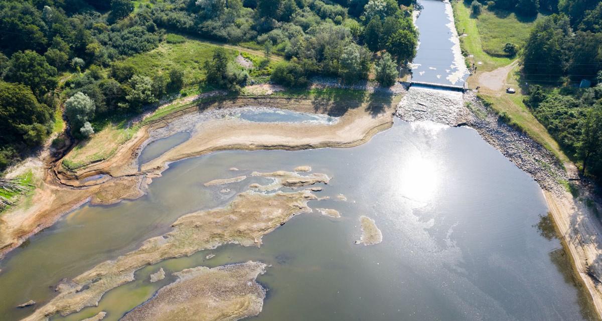 Klimawandel: Herausforderung für die Trinkwasserversorgung