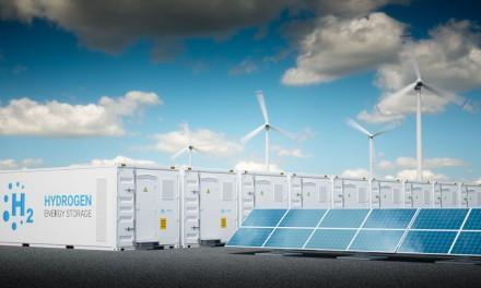 Wumms, Wasserstoff und Windenergie