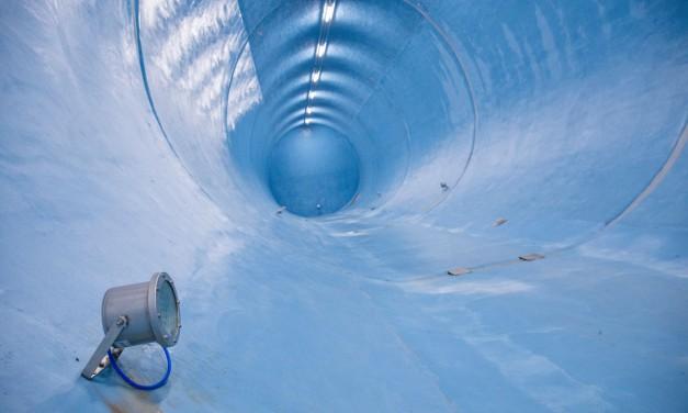 Trinkwasserspeicher Scholven: sieben Kammern sind fertig saniert