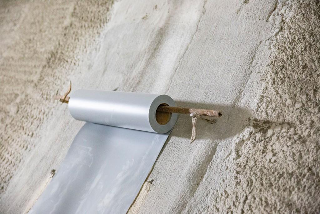 Sanierung Trinkwasserspeicher Halde Scholven Fugenbänder
