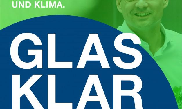 Podcast GLASKLAR Folge 2 mit BDEW-Chefin Kerstin Andreae