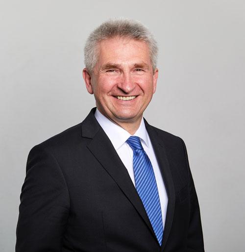 NRW-Wirtschaftsminister Pinkwart im Politik-Podcast GLASKLAR von Gelsenwasser