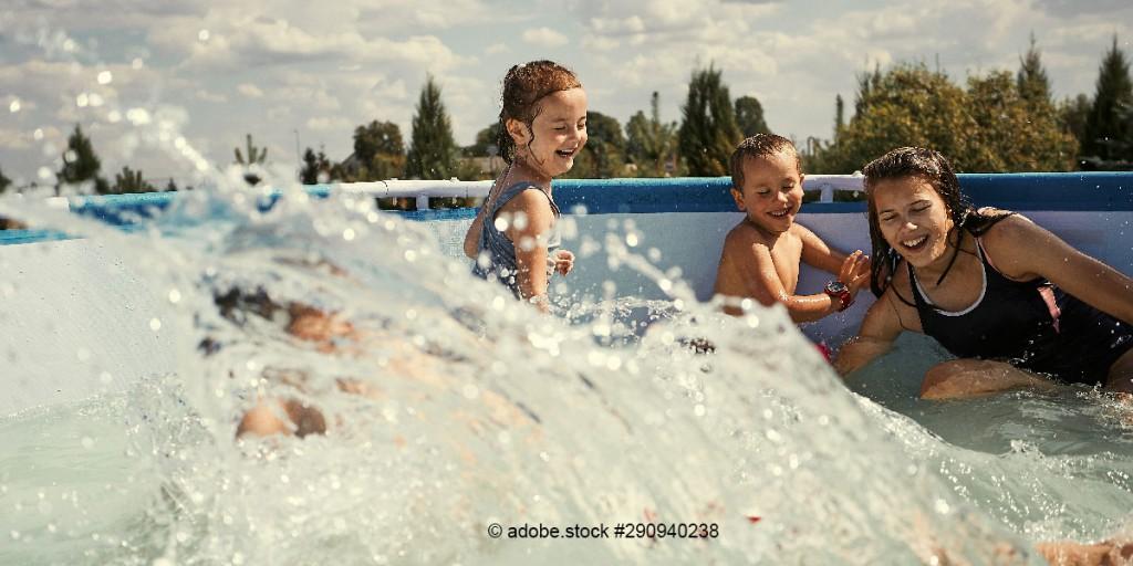 Wohlfühlfaktor Wasser: Ohne ist unser Alltag nicht so komfortabel. © adobe.stock #290940238