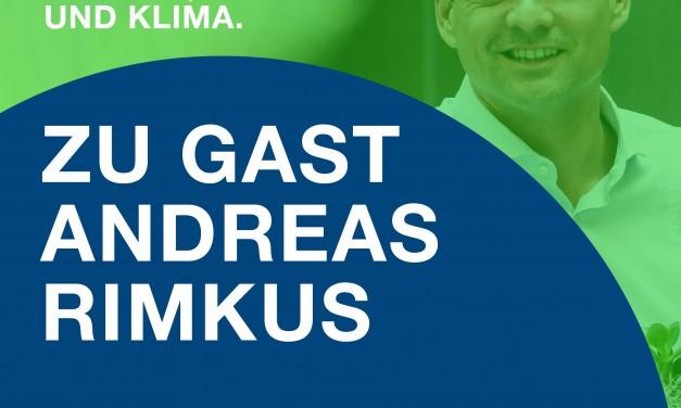 GLASKLAR mit Andreas Rimkus, Wasserstoff-Botschafter im Bundestag