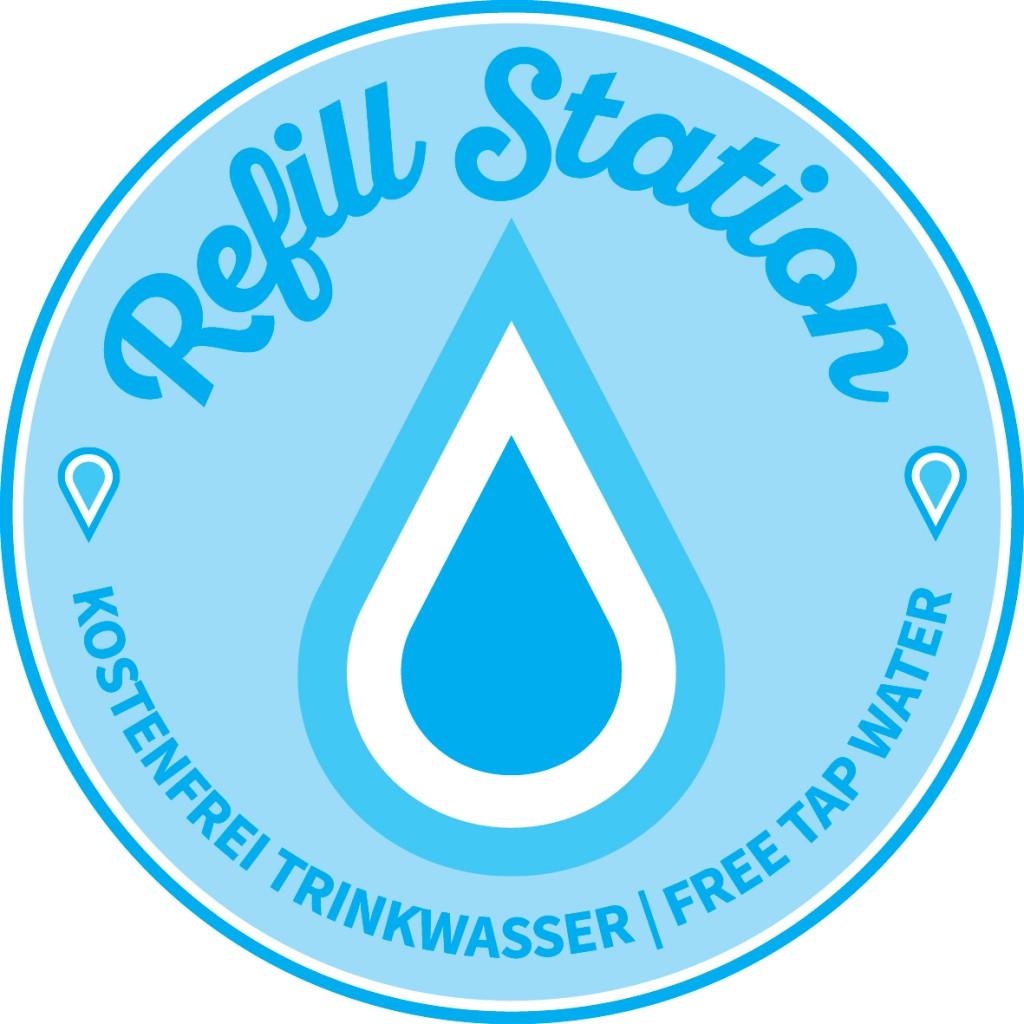 Refill-Aktionswoche von a tip:tap zur Wasserwende