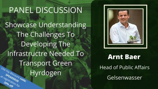 Grüner Wasserstoff Gipfel