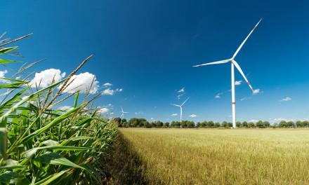 Gelsenwasser setzt sich für den Ausbau der Windenergie ein