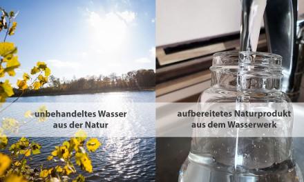 Rohwasser vs. Trinkwasser: Die Aufbereitung macht den Unterschied